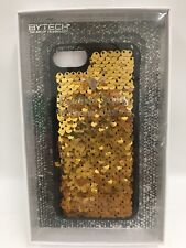 Gold Sequins On A Black Case! For iPhone 6/6S/7/8  Creative Series From Bytech