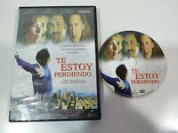 Te Estoy Perdiendo David Cronenberg - DVD + Extras Español English Region 2