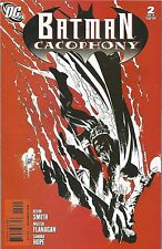BATMAN CACOPHONY #2 KEVIN SMITH (2008) Back Issue (S)