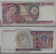 REPUBBLICA ITALIANA ITALY CENTOMILA 100,000 LIRE 10/05/1982   PICK #108 c #BI239