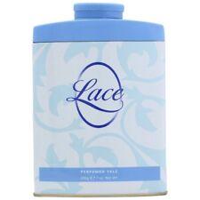 Lace par Taylor of London parfumé Talc 200g