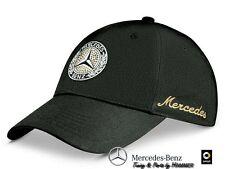 Mercedes Benz Ladies Cap Hat With Brim Baseball Cap classic black B66041517
