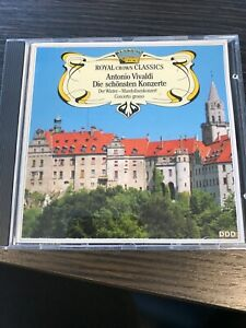 Royal Crown Classics - Antonio Vivaldi - Die schönsten Konzerte CD