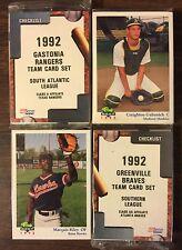 1992 Fleer ProCards GULF COAST-Dodgers Minor League Comp UNOPEN Set G7015320