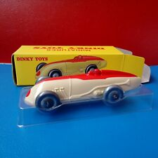 Modellino DIE CAST Dinky Toys Auto de Course 23A Nocciola Rosso 1/43 Nuovo
