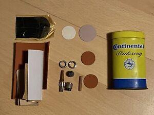 Continental Fahradflickzeug Dose mit original Inhalt