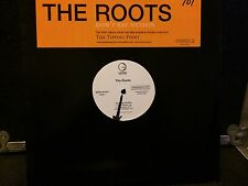 """The Roots 12"""" Don't Say Nuthin VG+ Promo"""