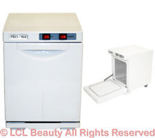 2 in 1 Hot Towel Warmer UV Sterilizer Cabinet Spa Beauty Salon Equipment