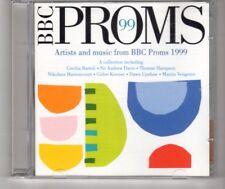 (HM956) BBC Proms 99, 25 tracks various artists - 1999 double CD