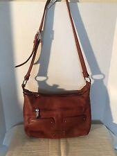 Stone & Co. Rust Terra-cotta Shoulder Bag