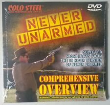 Cold Steel - Never Unarmed - Comprehensivce Overview - DVD