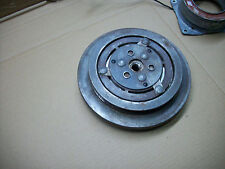 69 70 FORD MUSTANG COUGAR A/C COMPRESSOR CLUTCH ASSEMBLY NEW BEARING INSTALED
