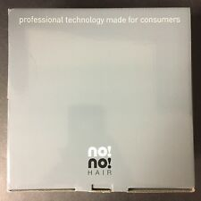 No! No! Hair Remover Kit Case Pink Never Used Open Box