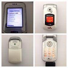 CELLULARE SONY ERICSSON W300i BIANCO GSM SIM FREE DEBLOQUE UNLOCKED W300