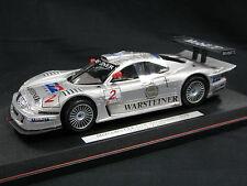 Maisto D2 Mercedes-Benz CLK-GT 1998 1:18 #2 Ludwig / Zonta FIA GT Goodbye (JS) D