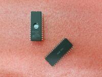 1X ST MICRO M27C256B-15F1 32K X 8 EPROM, 150 NS, CDIP28