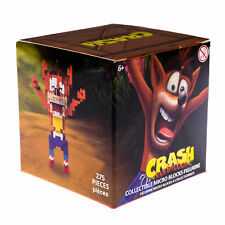 Crash Bandicoot Micro Blocks Figur NEU