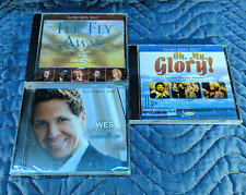 Gaither Gospel Series Three Brand New CD I'll Fly Away A Man Like Me Oh My Glory