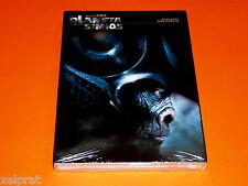 EL PLANETA DE LOS SIMIOS - Tim Burton 2001 -Edición definitiva 2 discos-Precint