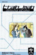 Train-Man: Densha Otoko Vol. 1 by Hidenori Hara and Hitori Nakano  2006 Manga
