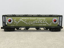 MTH 30-75534 Railking Northern Pacific 4-bay Cylindrical Map Hopper