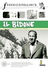Il Bidone (DVD, 2005) - Some People Don't Give a Damn - Brand New - FELLINI