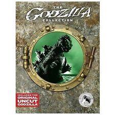 Godzilla Collection (DVD, 2007, 8-Disc Set) 1 & 2 BRAND NEW