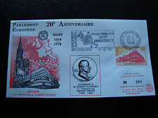 FRANCE - enveloppe 13/3/1978 yt service n° 53 (cy19) french