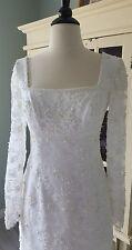 NWT Mori Lee Bridal White size 8 Bridal Wedding Gown