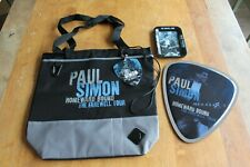 Paul Simon - Farewell Tour - VIP Promo Package - FREE WORLDWIDE POSTAGE -