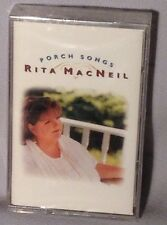 TAPE RITA MACNEIL Porch Songs NEW MINT SEALED