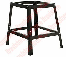 Heavy Duty Gauge Metal Universal Saw Table Stand Stationary Tool Leg Floor Stand