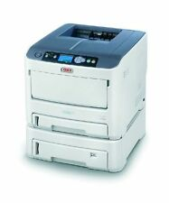 OKI  ES-6410 Colour Led Laser Printer Less than 15k page count +30 days warranty