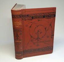 THE ADVENTURES Of CAPTAIN BONNEVILLE BY WASHINGTON IRVING 1882 PUTNAM EDITION