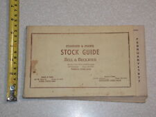 FEBRUARY 1977 STOCK GUIDE STANDARD & POOR'S S&P BELL BECKWITH TOLEDO OHIO