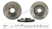 Disc Brake Rotor-SE, Rear Drum Front Best Brake GP55144