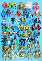 Ben 10 Action Figures 10cm - CHOICE of Ultimate,Alien Force,Omniverse