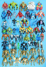 Ben 10 figuras de acción 10cm-Elección de Ultimate, Alien Force, Omniverse