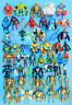 Ben 10 Action Figures 10cm - CHOICE of Ultimate,Alien Force,Omniverse
