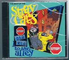 STRAY CATS BACK TO THE ALLEY THE BEST OF THE.. CD F.C. SIGILLATO!!!