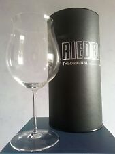 "DUE BICCHIERI ""RIEDEL GRAND CRU"" tipo Burgundy, art. 4400/16"