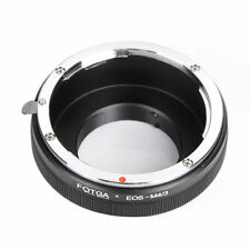 Canon EOS EF EF-S Mount Lens to Micro 4/3  Panossonic GF1 Olympus Adapter Ring