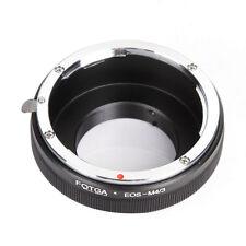 fotga Canon EOS EF obiettivo a Micro 4/3 ADATTATORE OLYMPUS PANASONIC G7 GF6