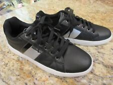 Rocawear Fit Mens Size 8 Black-White Lightweight Sneakers Shoes
