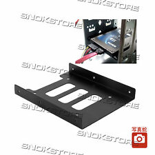 SSD HDD 2.5 inch to 3.5inch CONVETER HARD DRIVE METAL BRACKET ADAPTER HOLDER