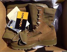 NIB Belleville USMC US Military Branded GoreTex Boots OLIVE Sz  6.5R  6 1/2 Reg