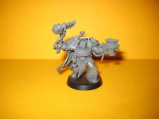 Warhammer 40k - Blood Angels - Captain in Terminator Armour III