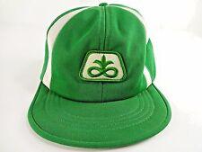 Vintage Pioneer Seed Company Snapback Hat Cap Corn Collectible Farmer L/XL US