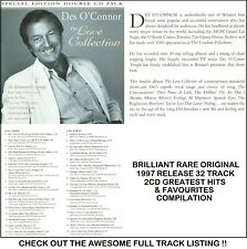 Des O'Connor A Very Best Greatest Hits Collection RARE Easy Listening Love 2CD