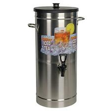 Bunn TDS-3.5-0023 Iced Tea Dispenser 3.5 Gallon Urn w/ Solid Lid